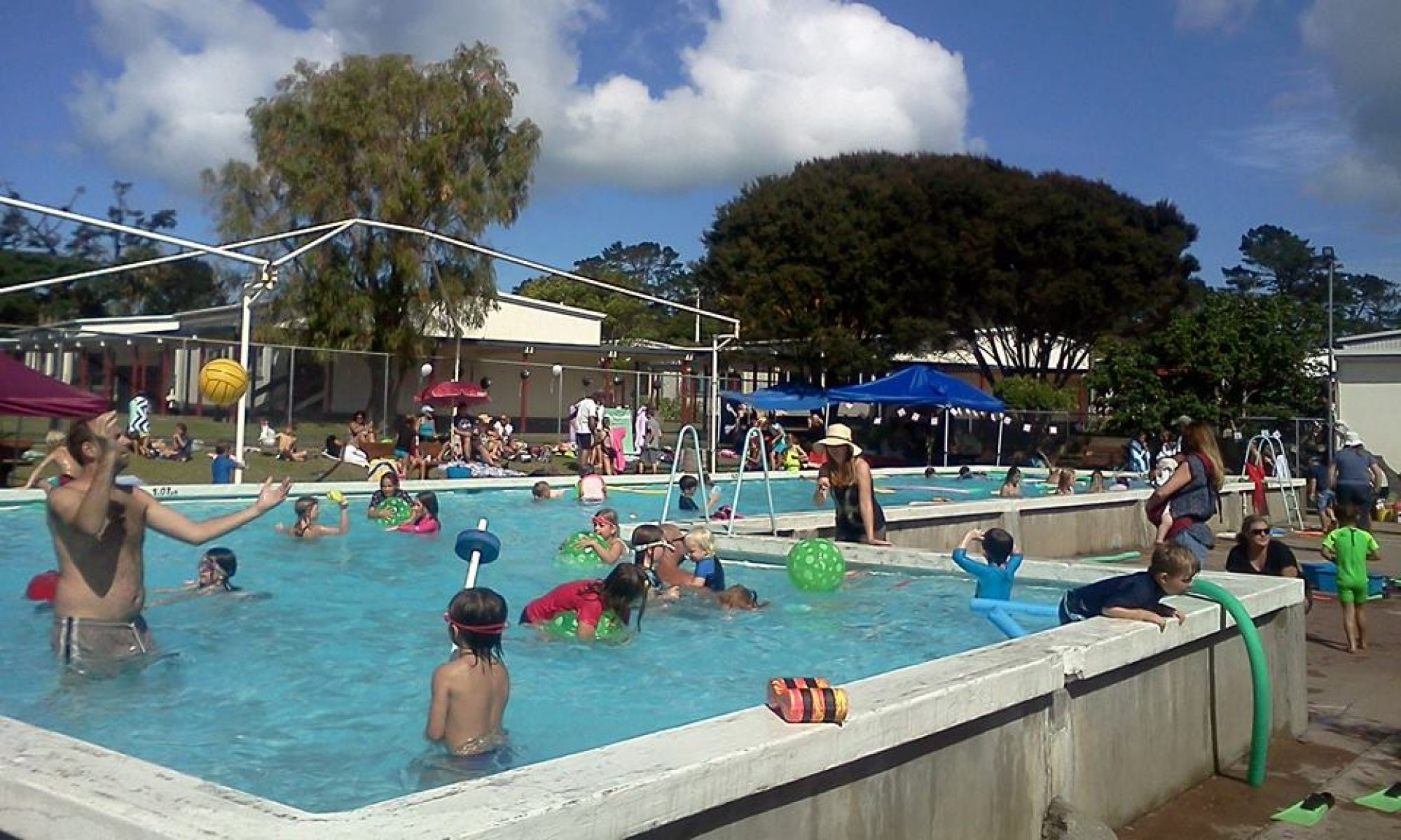 Te Huruhi Community Pool